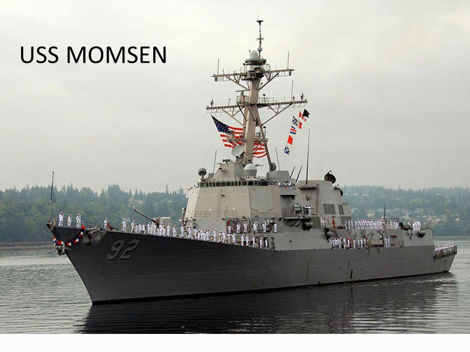 USS Momsen USS MOMSEN