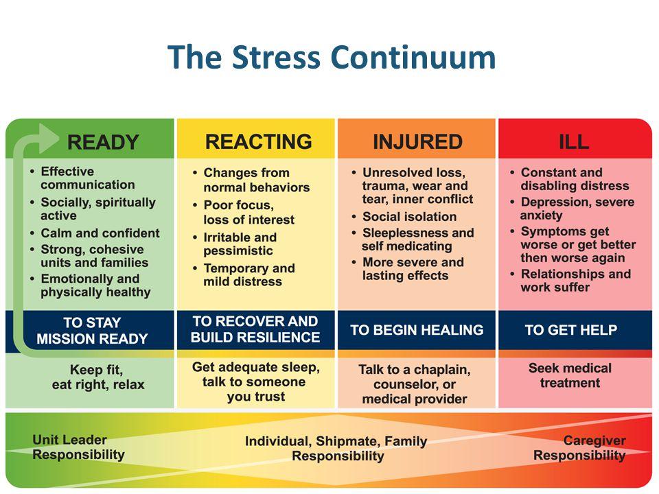 The Stress Continuum