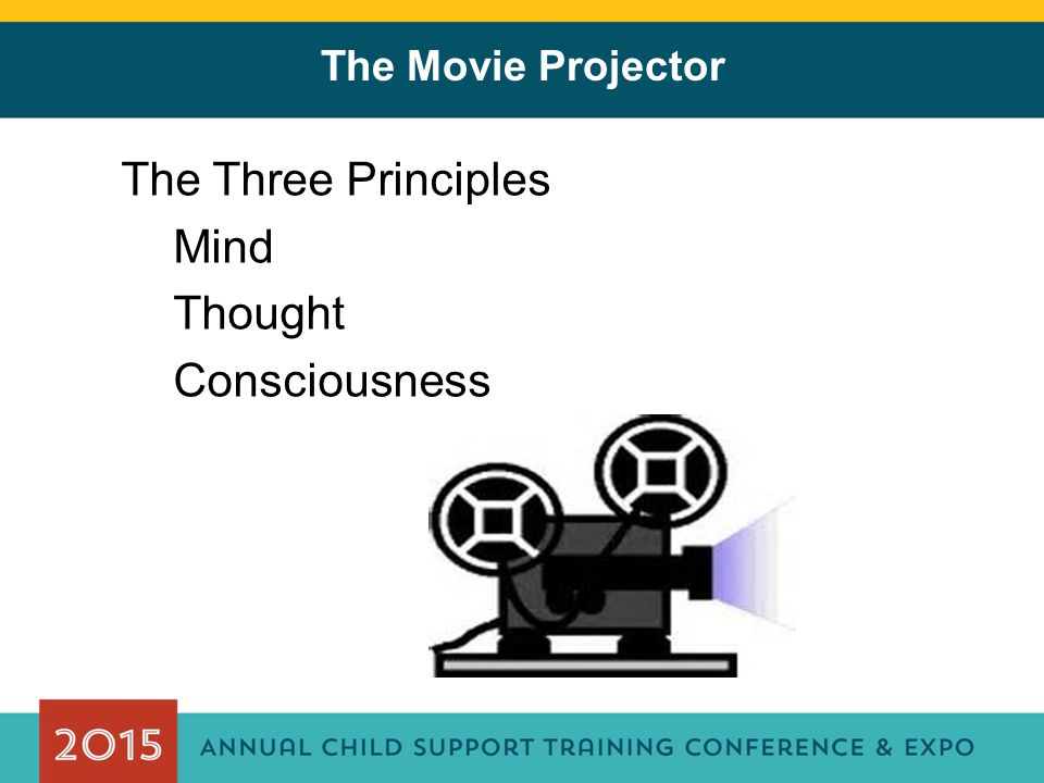 The Movie Projector The Three Principles Mind Thought Consciousness