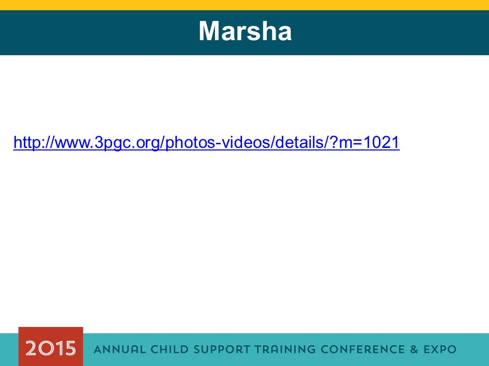Marsha http://www.3pgc.org/photos-videos/details/ m=1021