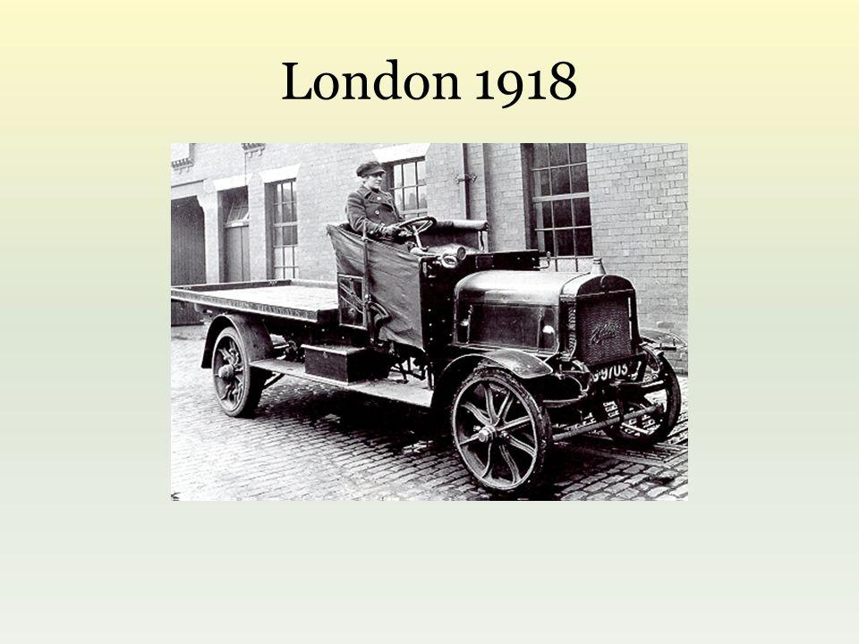 London 1918