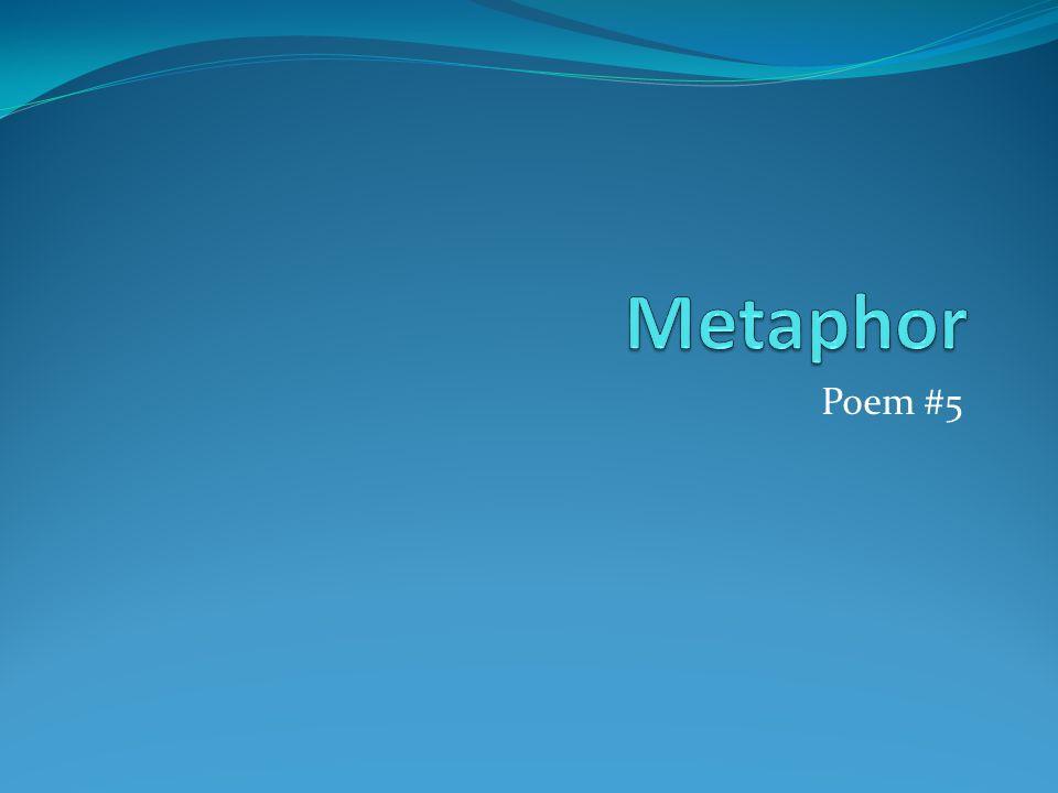 Poem #5