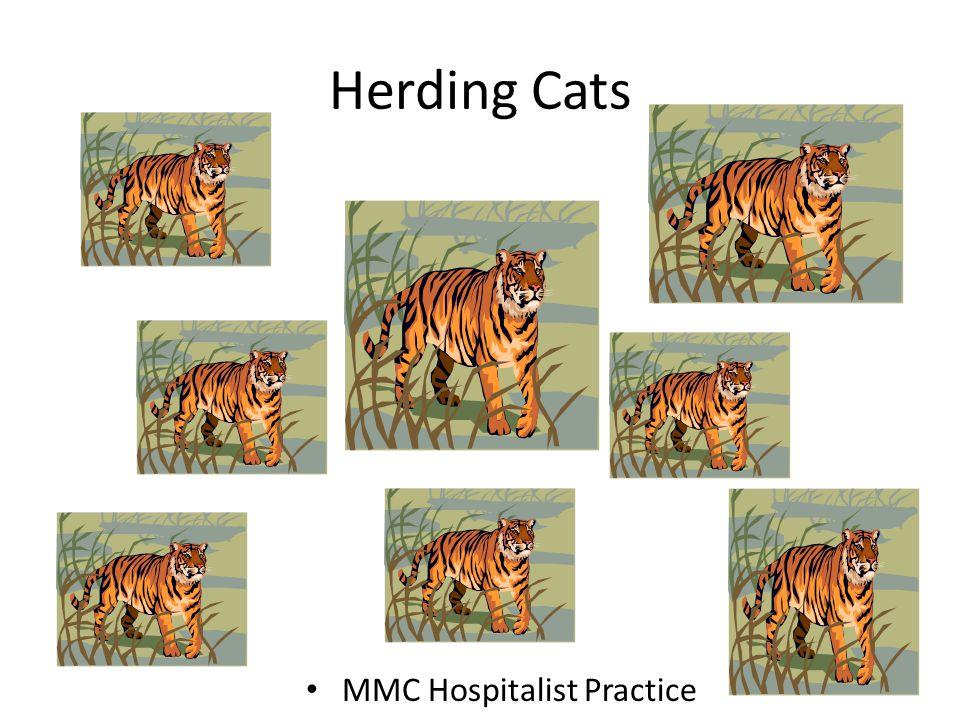 Herding Cats MMC Hospitalist Practice