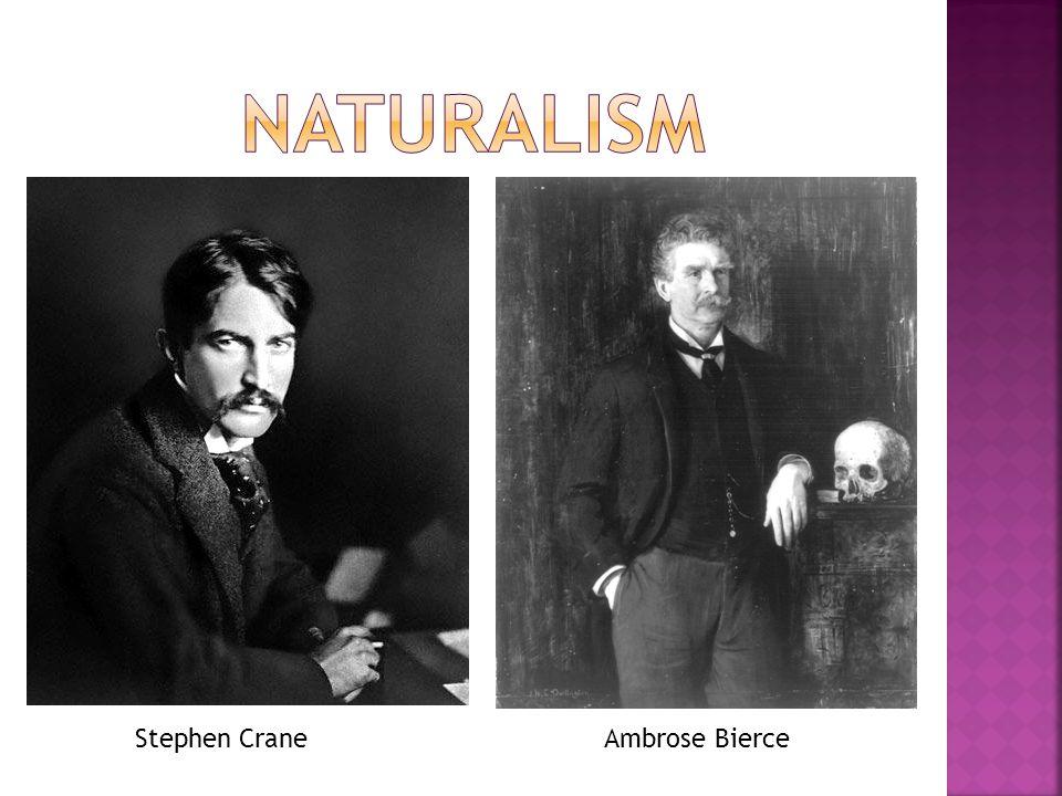 Stephen CraneAmbrose Bierce