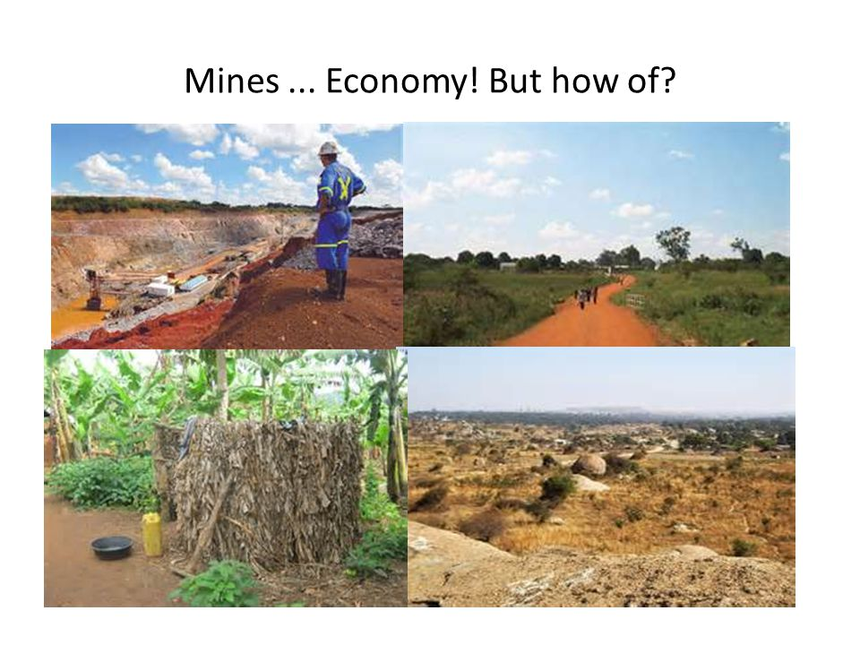 Mines... Economy! But how of?