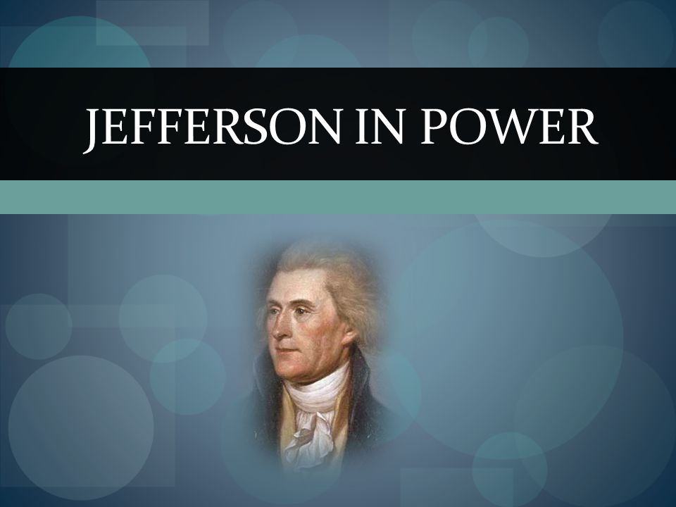 Jefferson and the Federalist Legacy Jefferson adopted a conciliatory approach Refused to enforce Sedition ActRepealed unpopular taxes Directed his Sec.