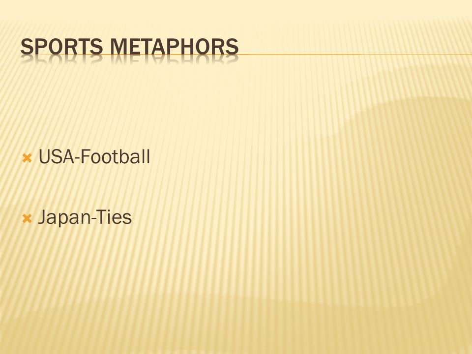  USA-Football  Japan-Ties