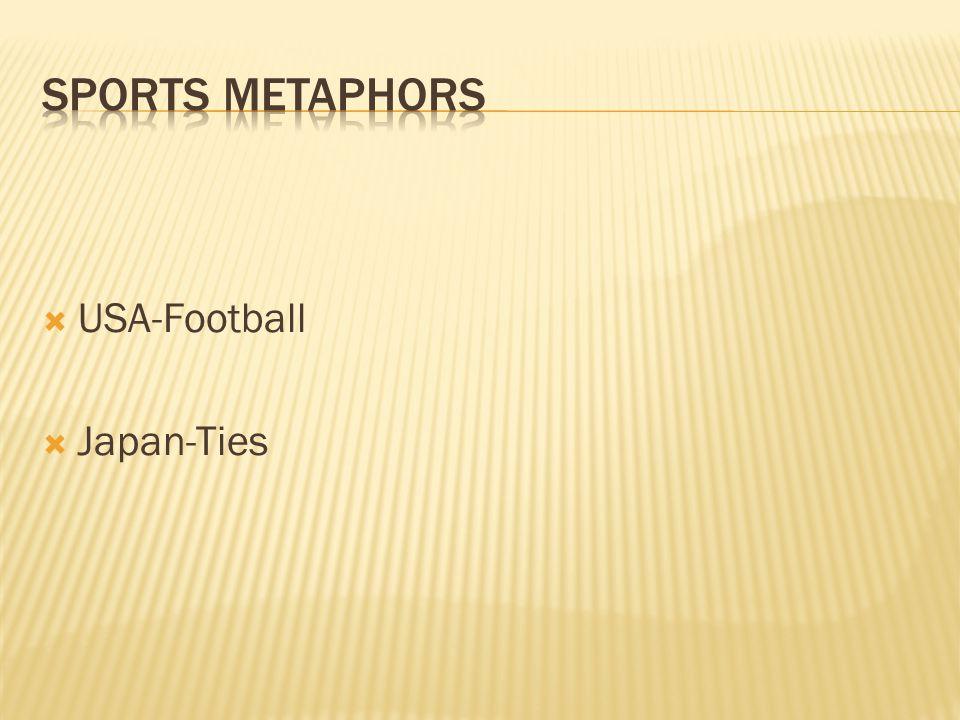  USA-Football  Japan-Ties