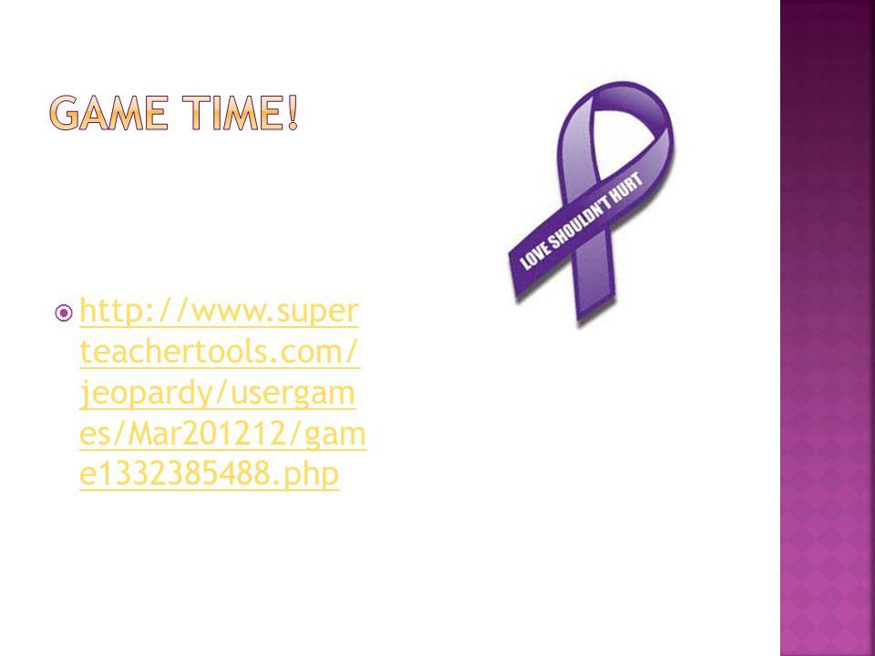  http://www.super teachertools.com/ jeopardy/usergam es/Mar201212/gam e1332385488.php http://www.super teachertools.com/ jeopardy/usergam es/Mar20121