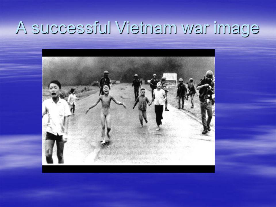 A successful Vietnam war image