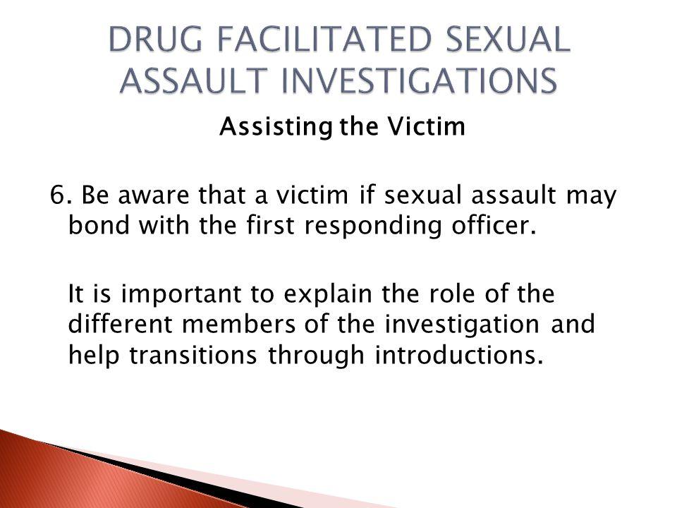 Assisting the Victim 5.