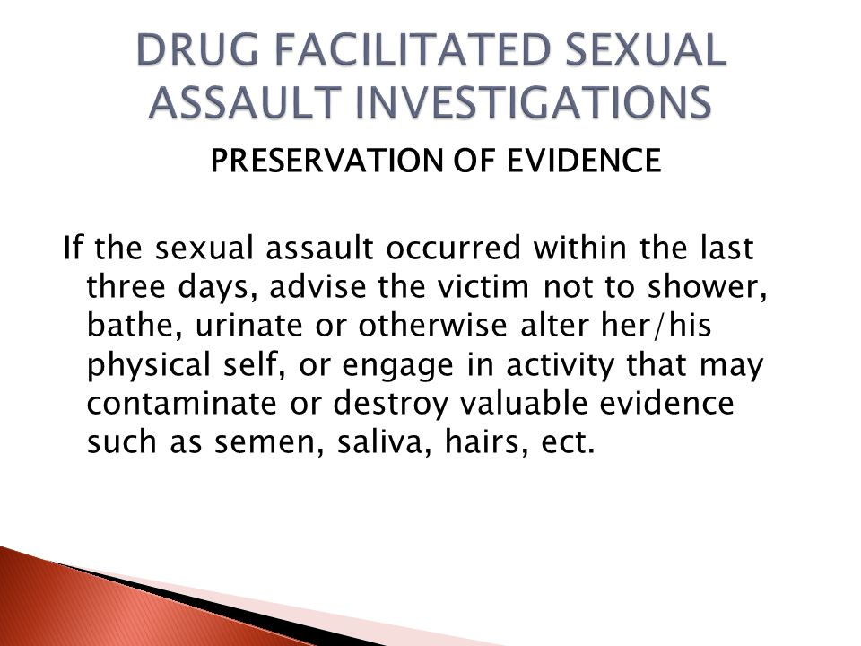 Evidence Collection Issues 4.