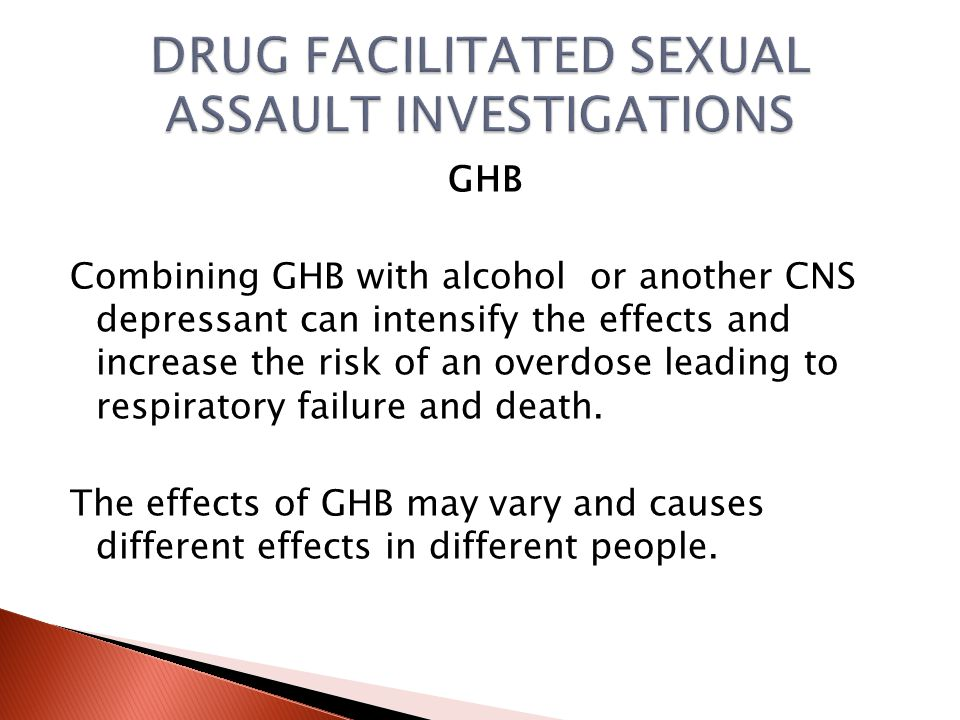 GHB GHB coma is potentially life-threatening; transport or call for immediate medical treatment.