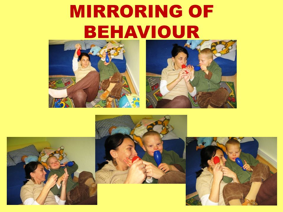 MIRRORING OF BEHAVIOUR