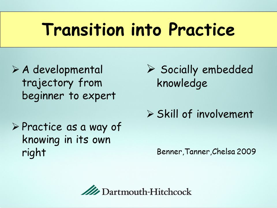 Journey to Professional Formation and Authenticity Transition into Practice 11