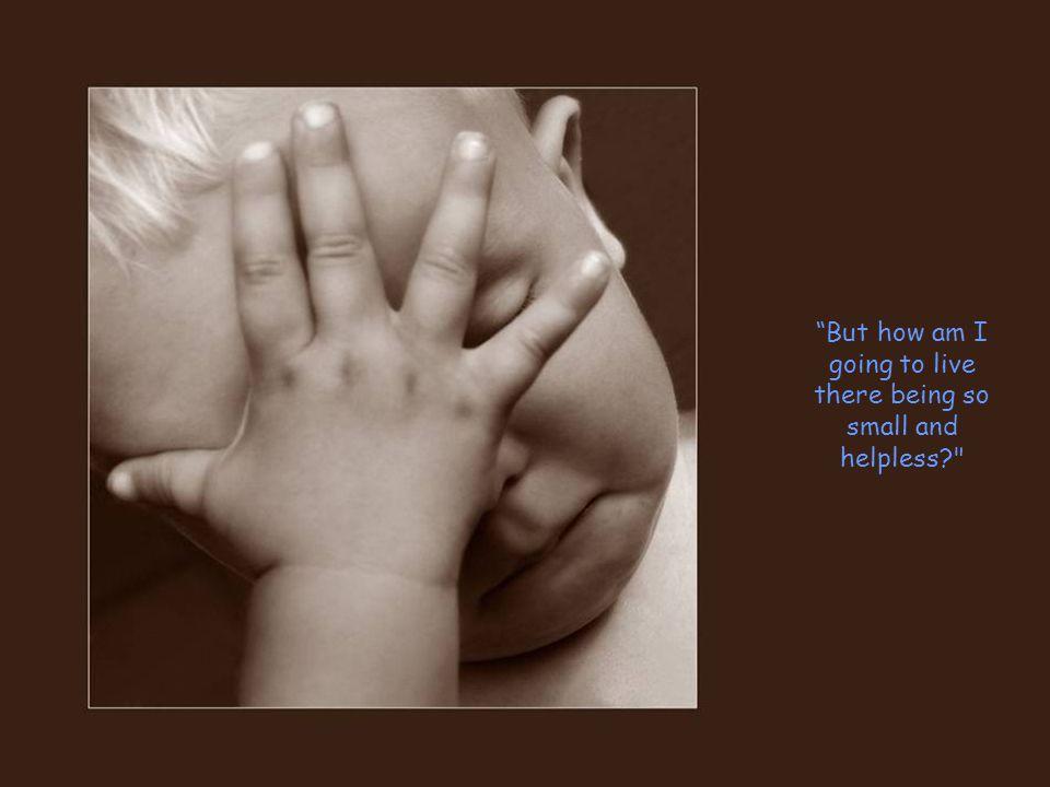God hugged the child