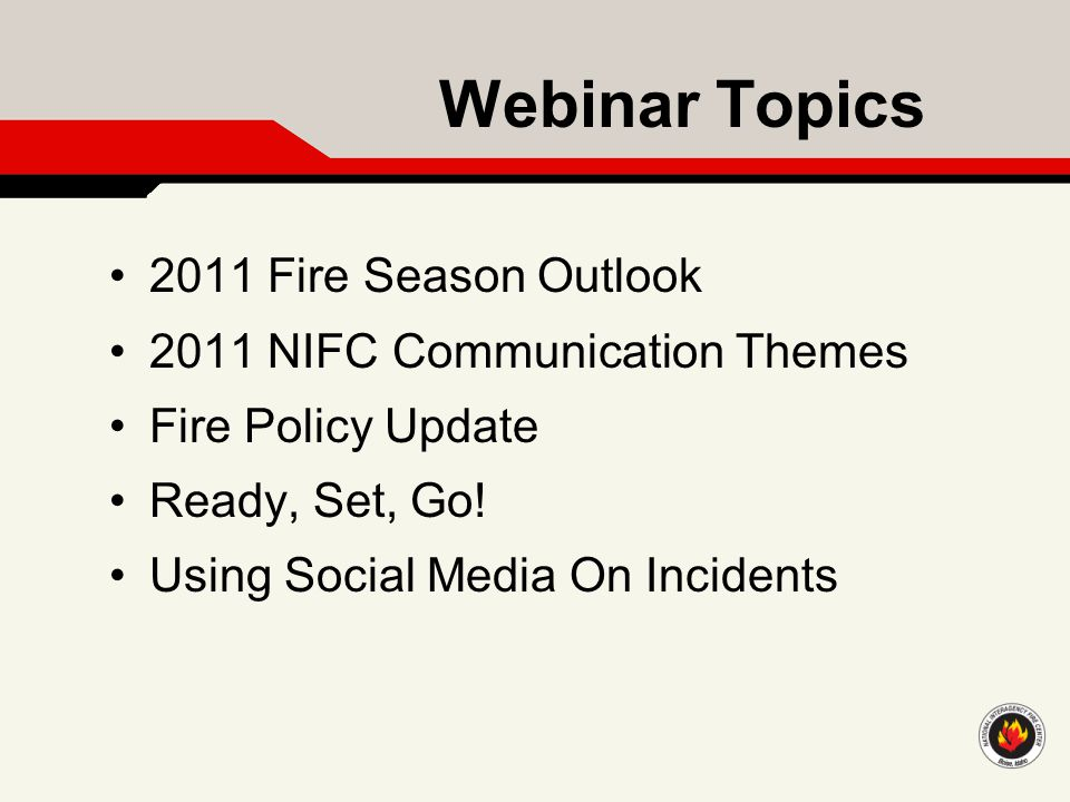 Guidance for Implementation of Wildland Fire Policy: Where We Go From Here