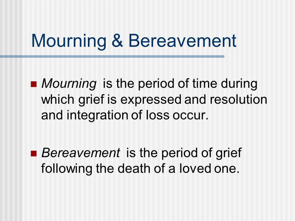 Stages of Dying and Death Denial. Anger. Bargaining. Depression. Acceptance.