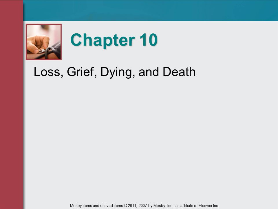 Copyright © 2013 Wolters Kluwer Health | Lippincott Williams & Wilkins Helping Dying Clients Cope
