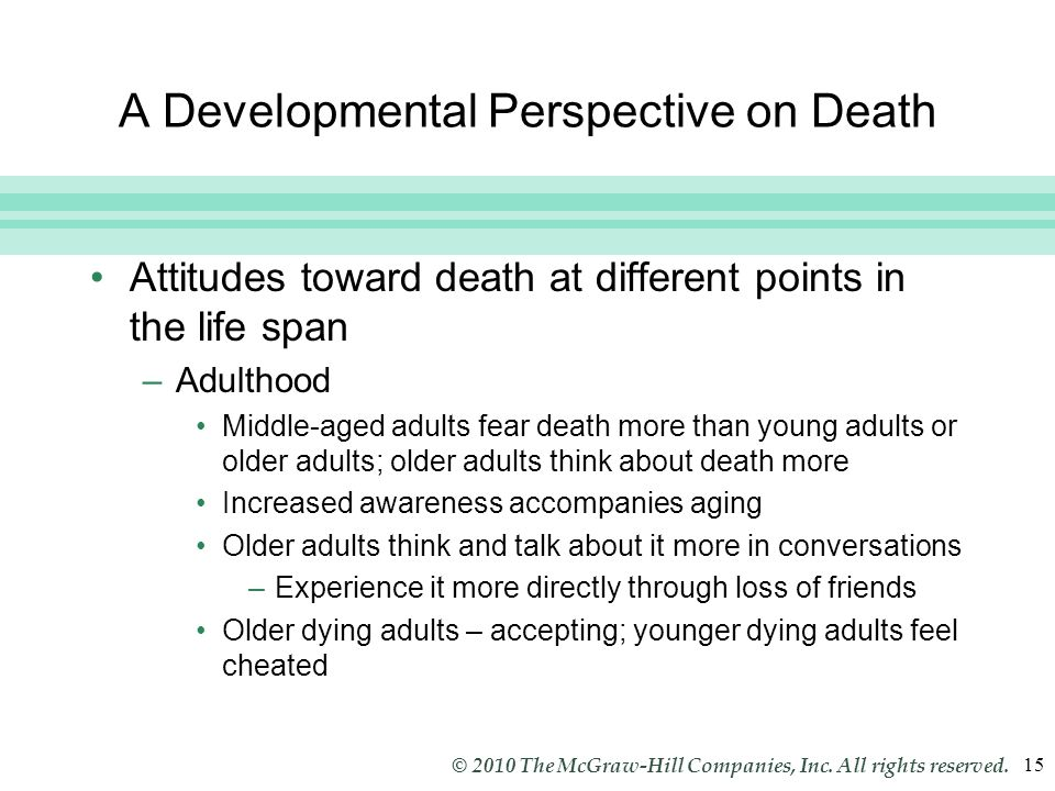Slide 15 © 2010 The McGraw-Hill Companies, Inc. All rights reserved.