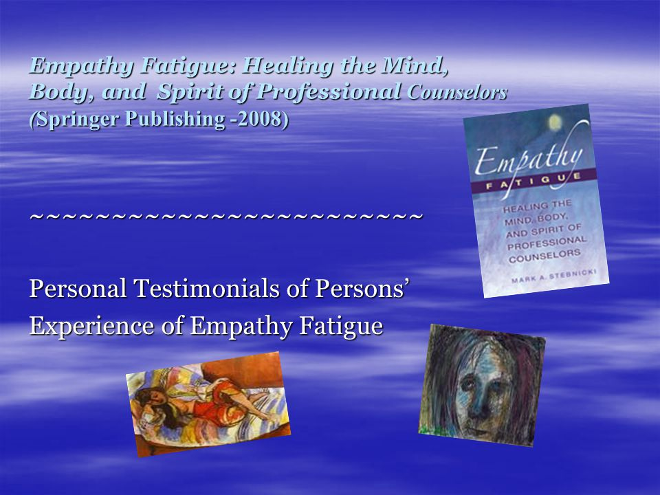 EF Assessment for Counselor Supervisors: Share Your Experiences 1.I chose the field/occupation of counseling because… 2.I work best with clients who are… 3.I feel good and am encouraged by my client's success when they… 4.I am most negatively affected by my clients who… 5.My needs are met when they… 6.I generally do not work well under conditions that involve… 7.If I could make any change(s) in my situation I would…