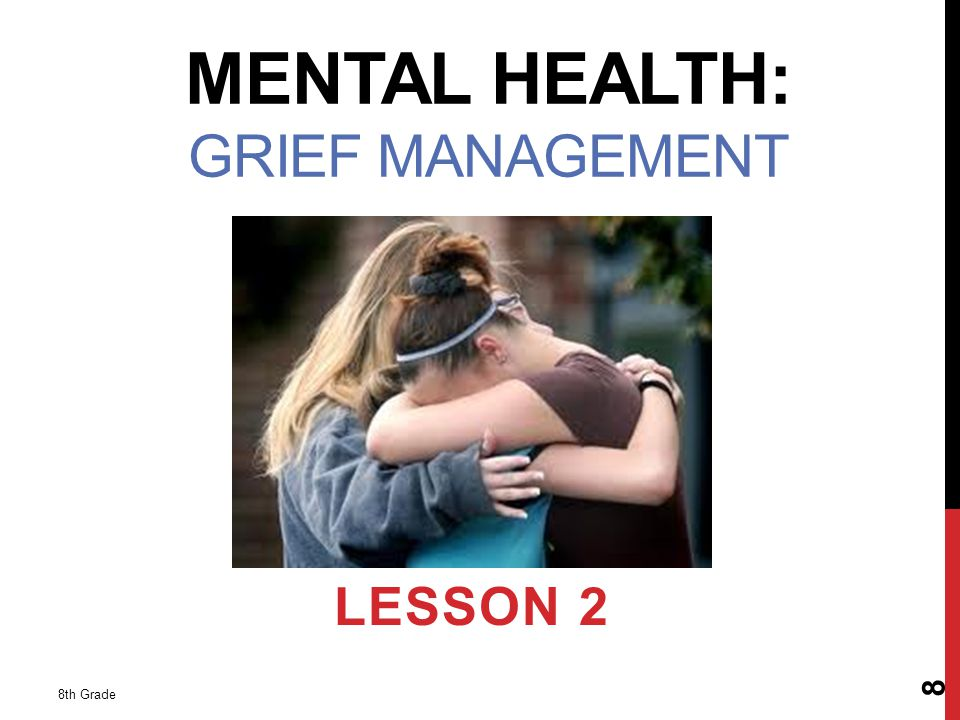 9 THE GRIEVING PROCESS 5 stages of grieving process Denial: gives you a chance to think Anger: normal (anger management) Bargaining: promise to change Depression: short term is normal Acceptance: learn how to live with the loss Grief – express deep sadness because of loss Click on Image