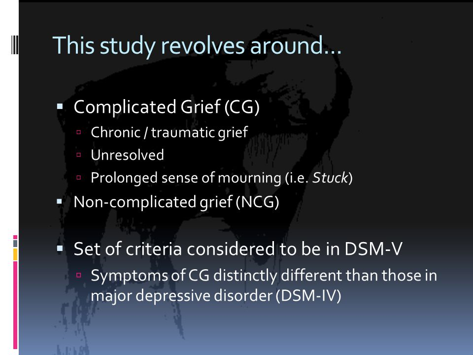 This study revolves around...