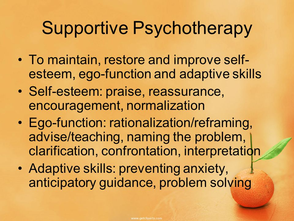 Other Psychotherapies