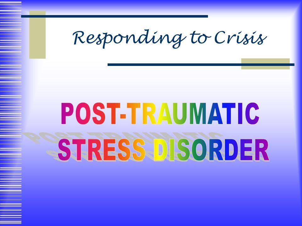 Responding to Crisis