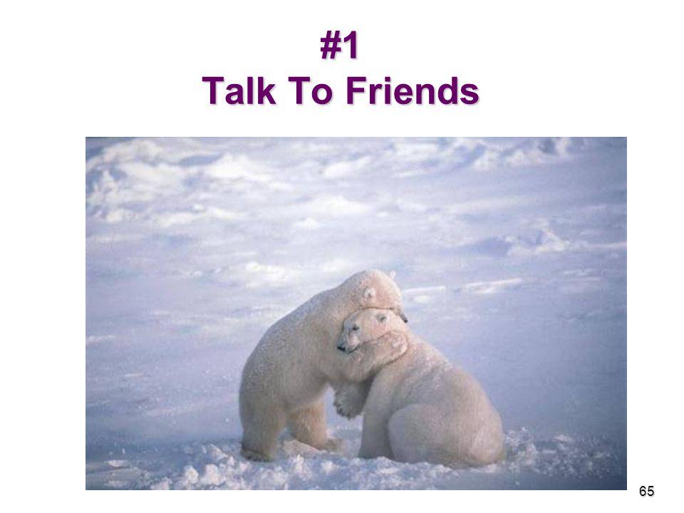 #1 Talk To Friends 65