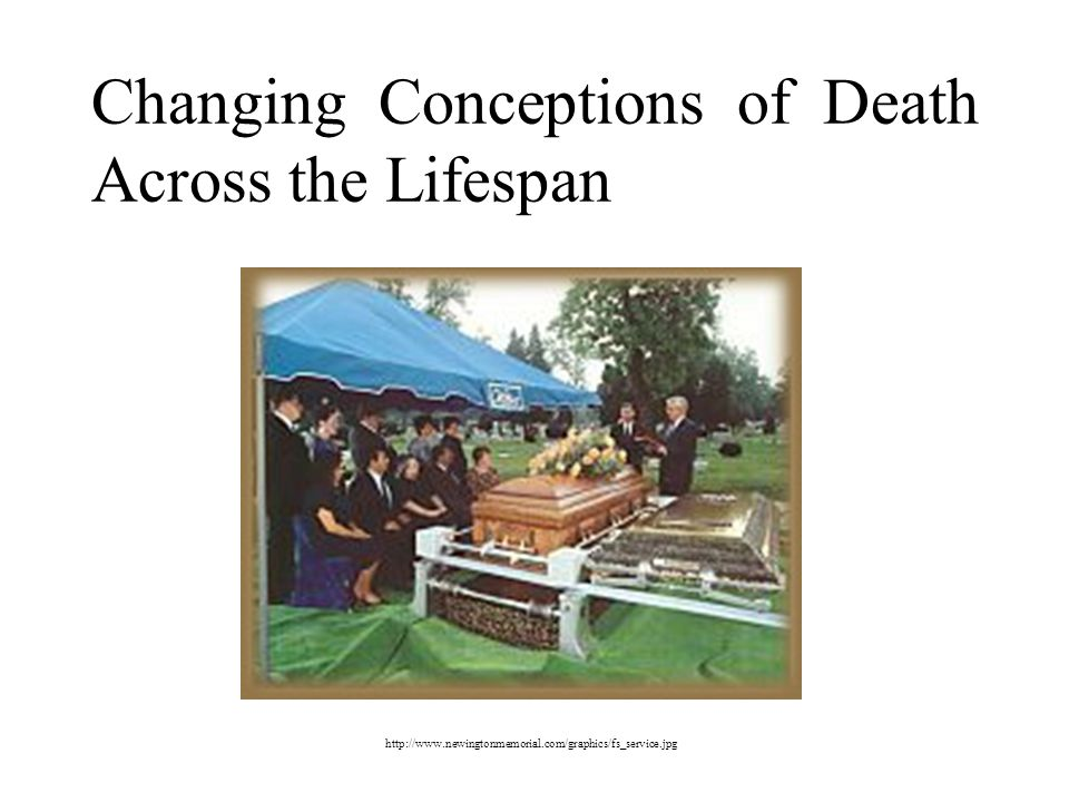 Changing Conceptions of Death Across the Lifespan http://www.newingtonmemorial.com/graphics/fs_service.jpg