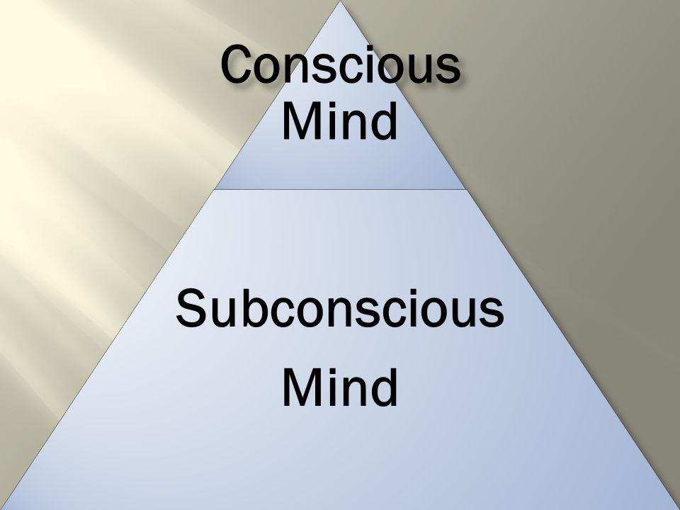 Conscious Mind Subconscious Mind