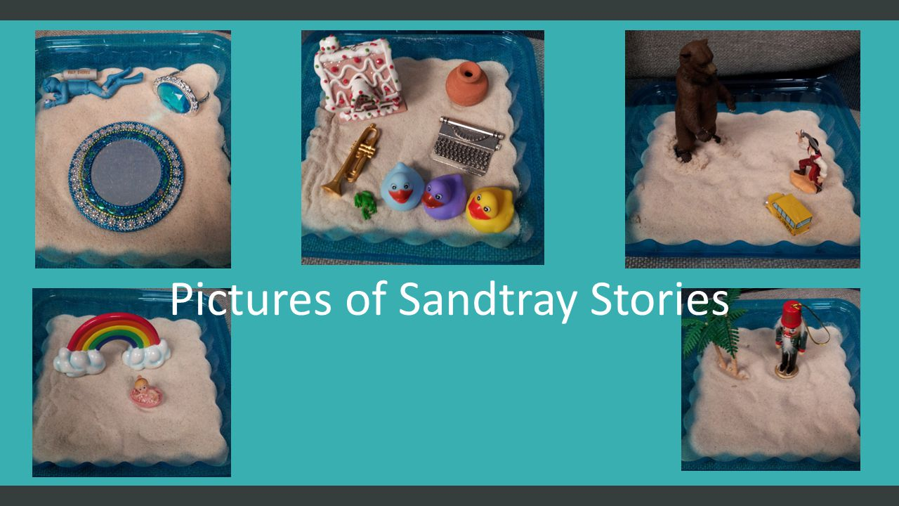 Pictures of Sandtray Stories