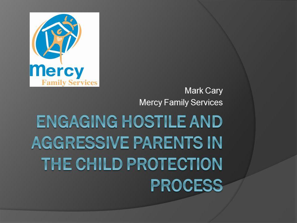 Mark Cary Mercy Family Services