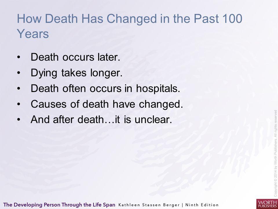 Better Ways to Die.