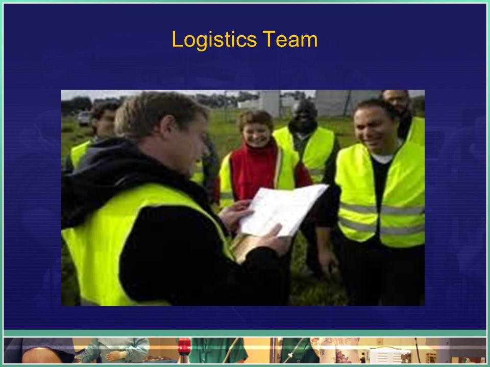 Logistics Team