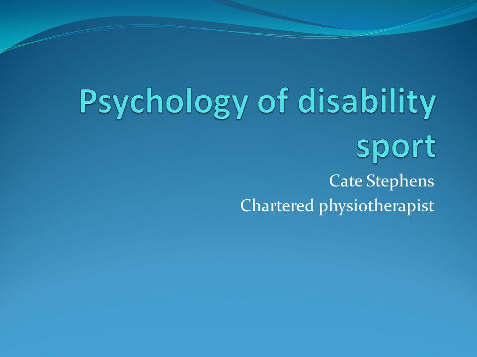 52 Restlessness Feeling Cheated Devastation Dispirited Isolation Reorganisation How do injured athletes respond?