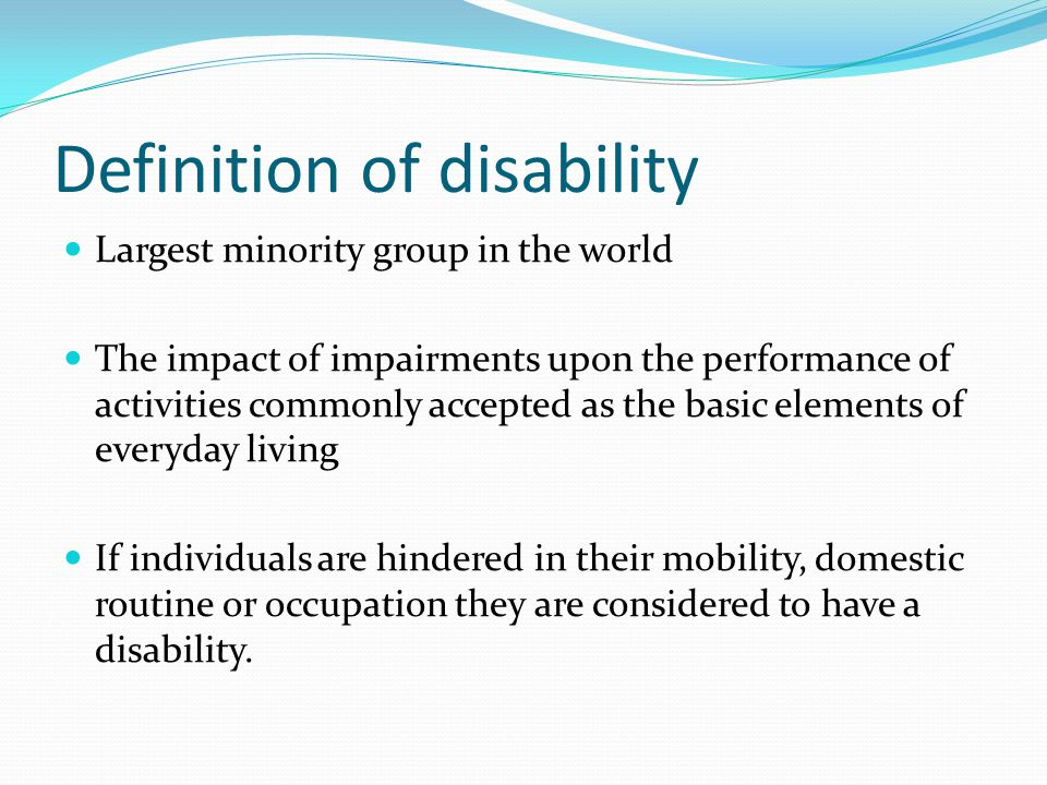 Able-bodied versus disabled More similarities than differences reported when comparing disabled and able-bodied athletes psychological parameters.
