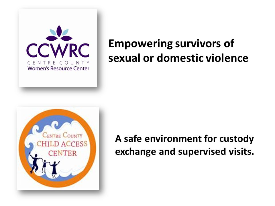 Empowering survivors of sexual or domestic violence A safe environment for custody exchange and supervised visits.