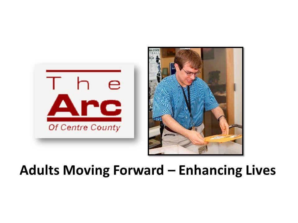 Adults Moving Forward – Enhancing Lives