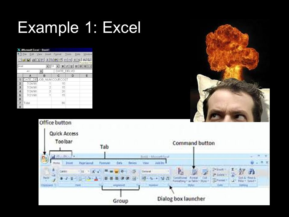 Example 1: Excel