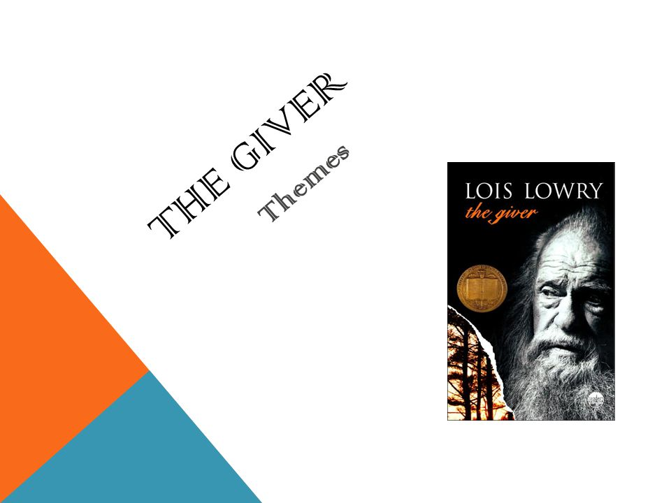 THE GIVER Themes