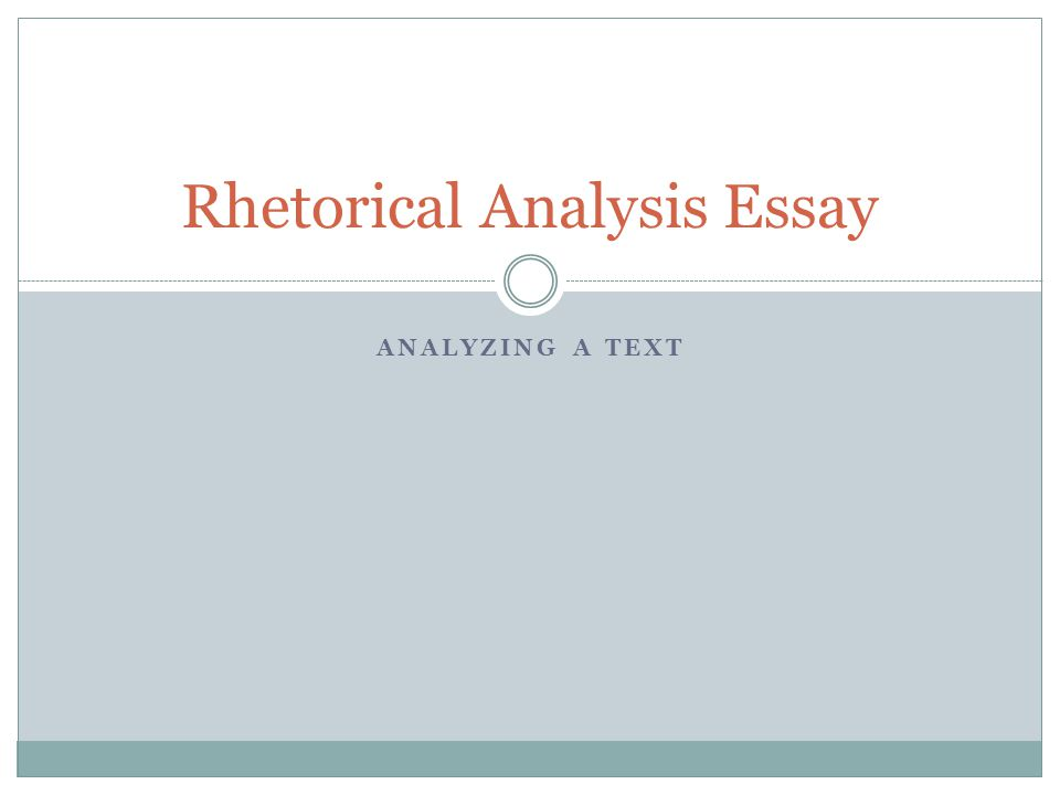 The SAT Essay  analyzing a passage  article    Khan Academy