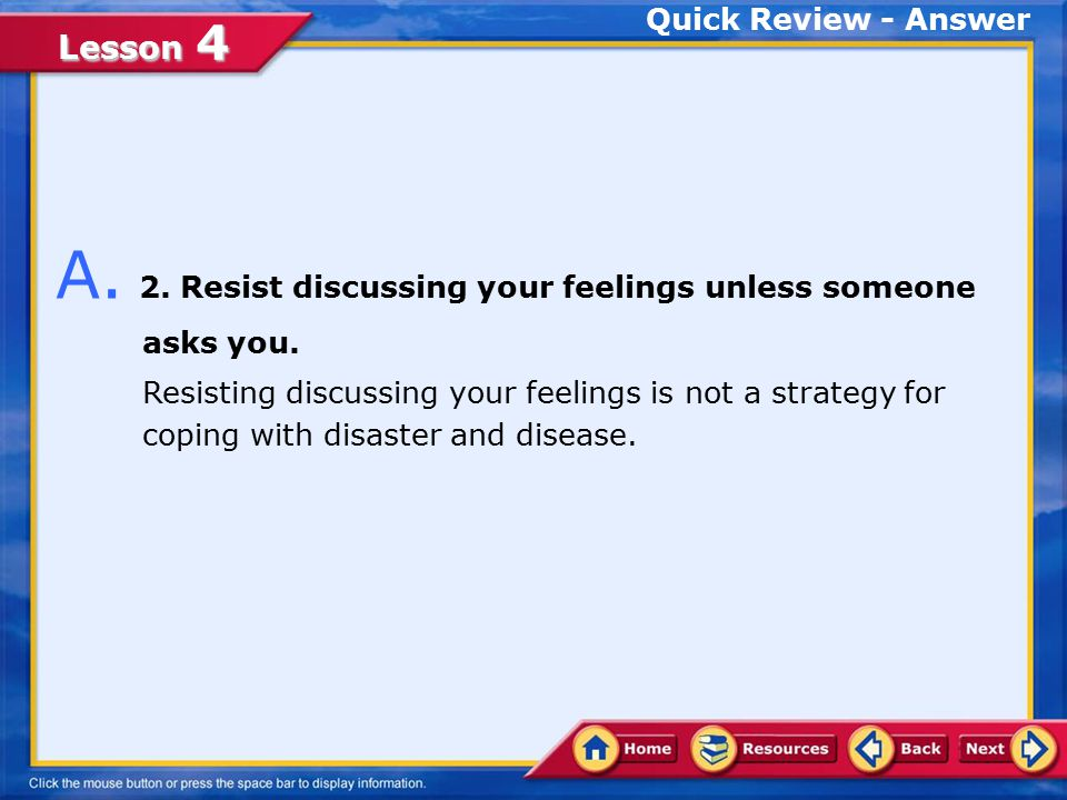 Lesson 4 Q.