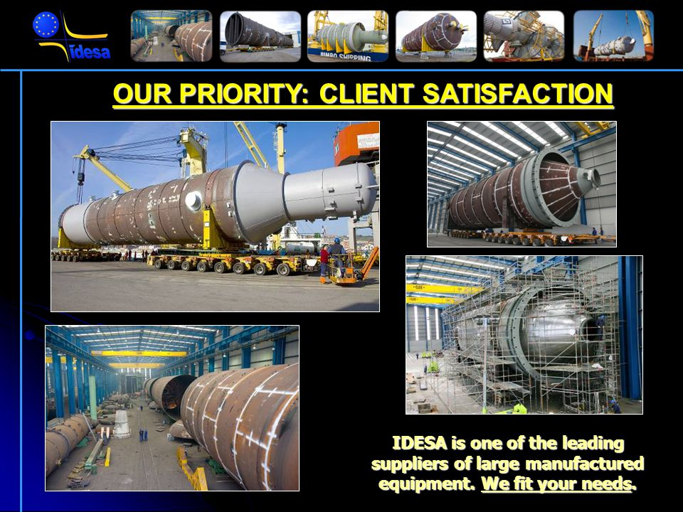 Our Business Basis SAFETY QUALITY FLEXIBILITY TRANSPARENCY DELIVERY COMPETITIVENESS
