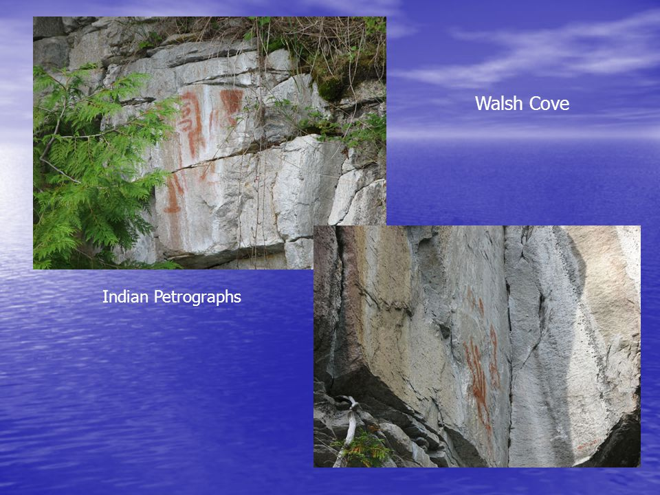 Indian Petrographs Walsh Cove