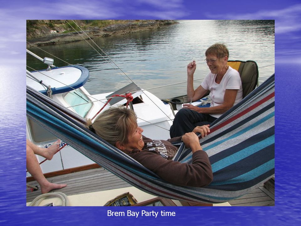 Brem Bay Party time
