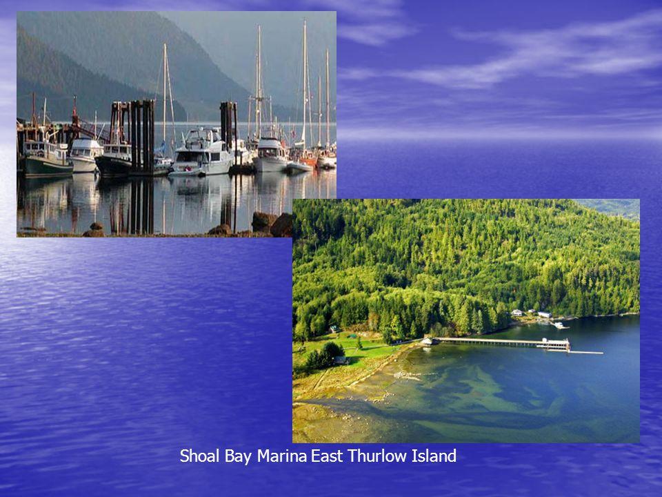Shoal Bay Marina East Thurlow Island