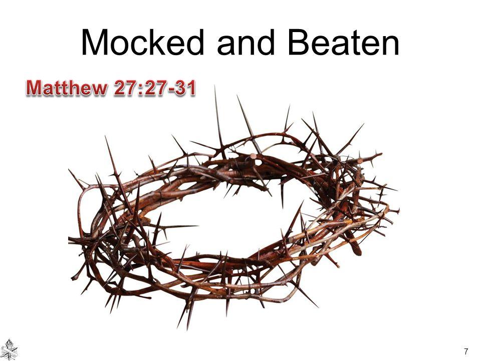 Mocked and Beaten 7
