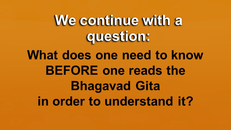 Key #6: Am I coming or going? Decoding the Paradox of Action in the Bhagavad Gita 8 Keys to Understanding the Bhagavad Gita